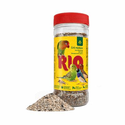 Минеральная смесь для птиц Рио 600 г