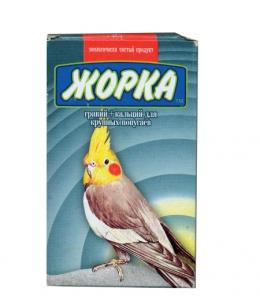 Гравий+Са для крупных и средних попугаев ЖОРКА 200г
