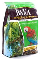 Корм для крупных попугаев ВАКА High Quality