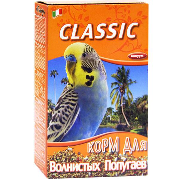 Корм для волнистых попугаев ФИОРИ Classic