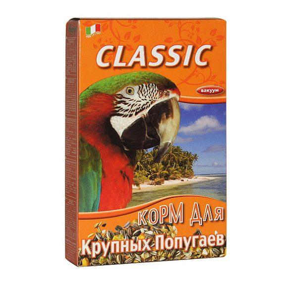 Корм для крупных попугаев ФИОРИ Классик 600г