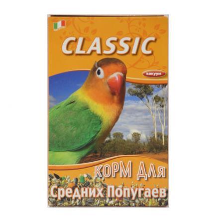 Корм для средних попугаев ФИОРИ Классик