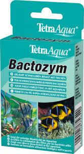 Кондиционер для воды TETRA Bactozym 10 капсул