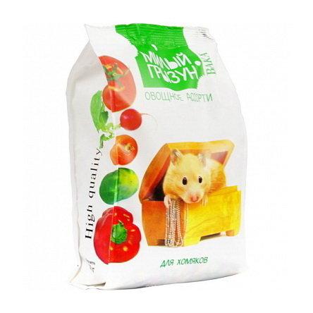 Овощное ассорти для хомяков ВАКА High Quality Милый грызун