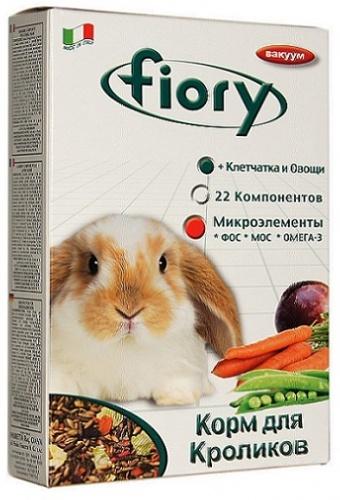 Корм для кроликов ФИОРИ (Fiory) 850г