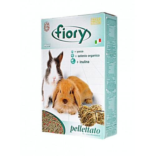 Корм для морских свинок и кроликов гранулы ФИОРИ (Fiory) 850г