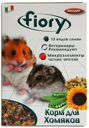 Смесь для хомяков ФИОРИ (Fiory)