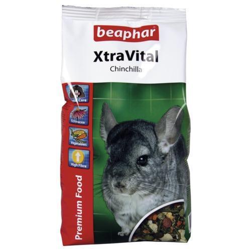 Корм для шиншилл Экстравитал Беафар (Beaphar) 1 кг