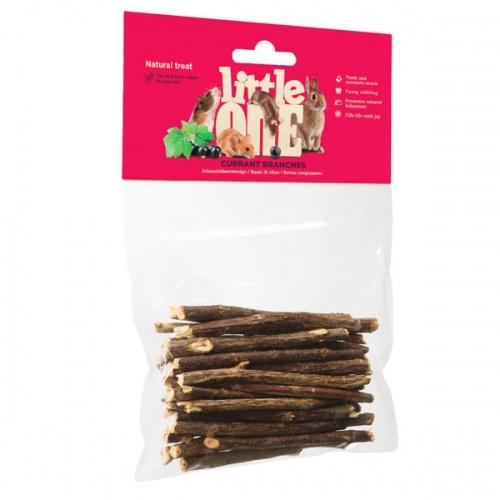Лакомство для грызунов Литл Ван (LITTLE ONE) Ветви смородины