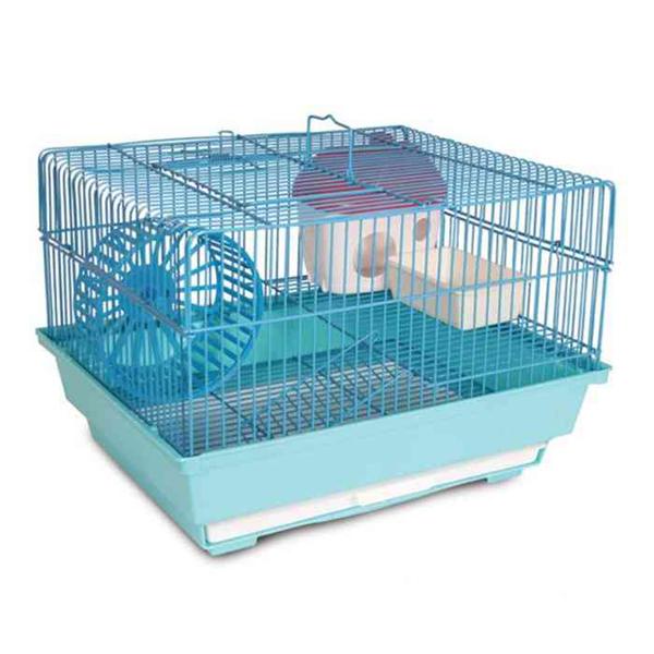 Клетка для грызунов  №3304 цвет triol (триол) 345х280х240мм
