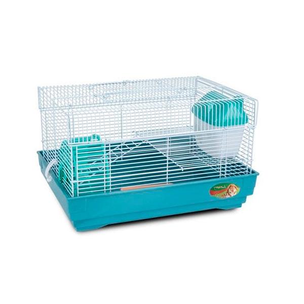 Клетка для грызунов  №4103 цвет triol (триол) 395х295х230мм