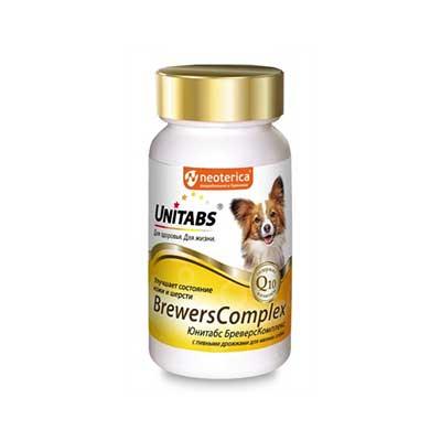 Витамины для собак мелких пород Unitabs BrewersComplex (Юнитабс БреверсКомплекс), 100 шт