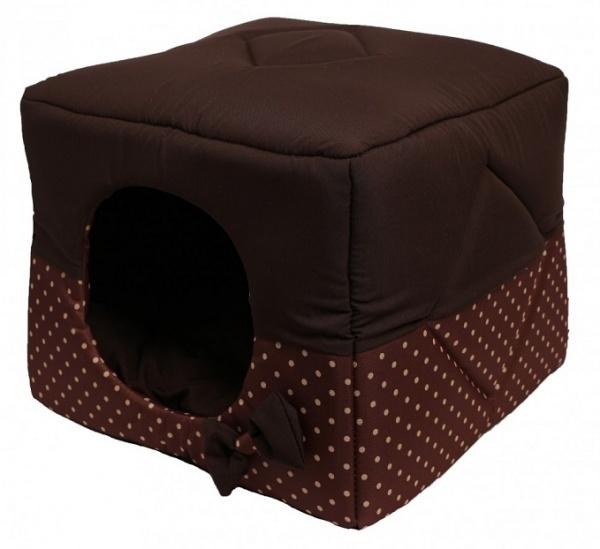 Домик для собак Lion (Лион) Кубик
