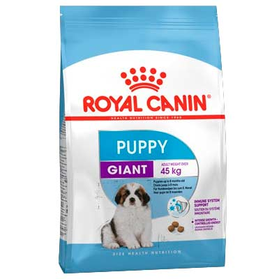 Сухой корм для щенков крупных пород Royal Canin, Giant