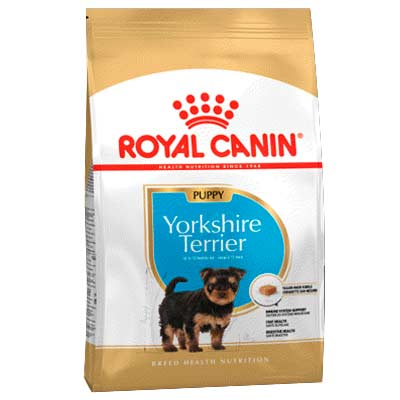 Сухой корм для щенков Роял Канин (Royal Canin) Йоркширский терьер Puppy