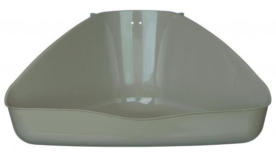Угловой туалет для грызунов Трикси (Trixie) с держателем