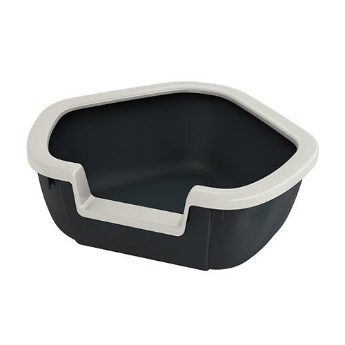 Туалет для кошек Ферпласт (Ferplast) Dama угловой