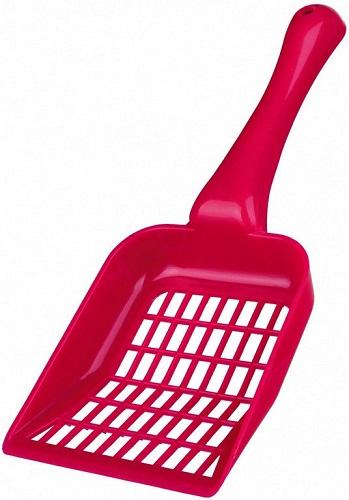 Cовок для кошачьего туалета NOBBY Litter Spoon крупная ячейка