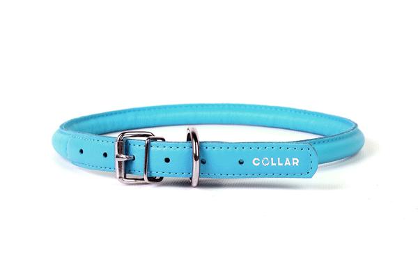 Ошейник Коллар (CoLLaR) GLAMOUR для длинношерстных собак синий