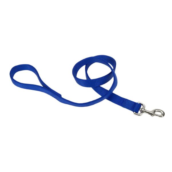 Поводок Коллар (CoLLaR) Dog Extreme двойной синий