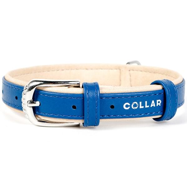 Ошейник Коллар (CoLLaR) Brilliance двойной синий