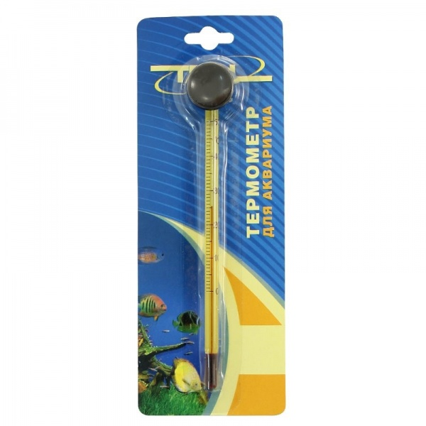 Термометр тонкий (блистер)