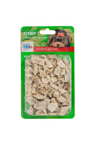 Лакомство для собак Легкое говяжье для дрессуры Титбит (Titbit)