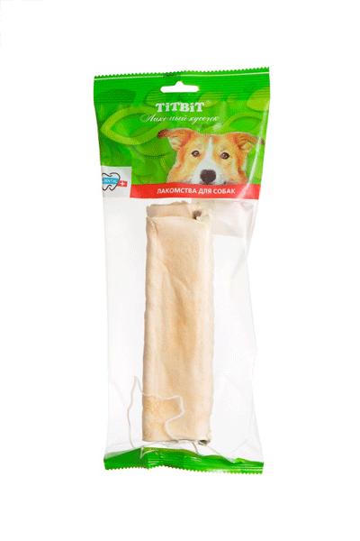 Лакомство для собак Багет с начинкой большой Титбит (Titbit)