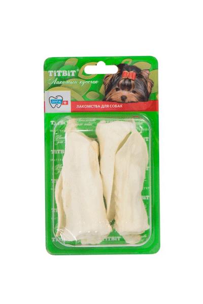 Лакомство для собак Ухо баранье Титбит (Titbit)