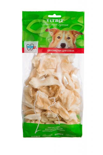 Лакомство для собак Хрустики диетические Титбит (Titbit)