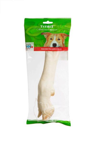 Лакомство для собак Нога баранья Титбит (Titbit) большая