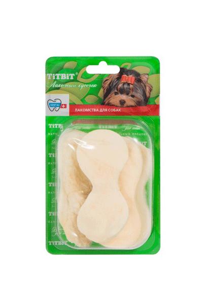 Лакомство для собак Чипсы говяжьи Титбит (Titbit)