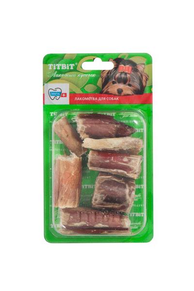Лакомство для собак Догодент пикантный Титбит (Titbit) мини
