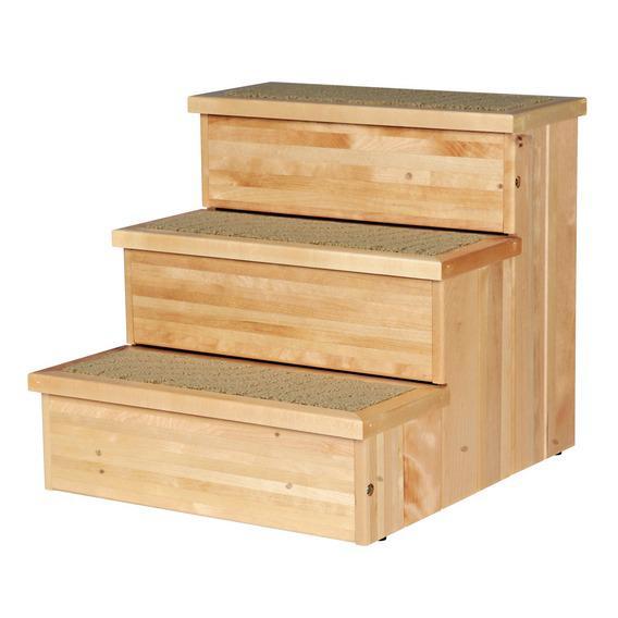 Лесенка для собак TRIXIE деревянная
