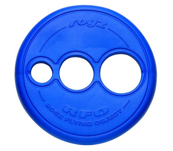 Летающая тарелка Rogz синяя