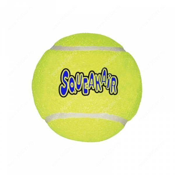 """Игрушка для собак """"Теннисный мяч"""" KONG Air средний"""