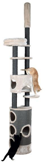 "Домик для кошки TRIXIE ""Esma"" светло-серый"