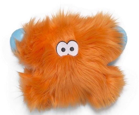 Игрушка для собак Fergus ZOGOFLEX ROWDIES оранжевая