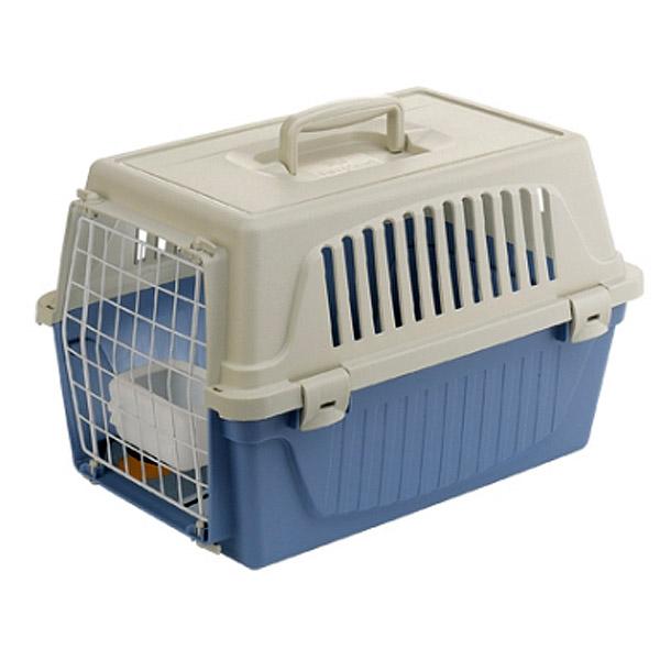 Переноска для кошек и собак мелких пород атлас 20