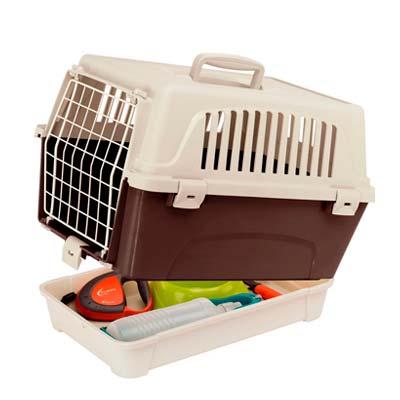 Переноска для кошек и мелких собак ATLAS ORGANIZER Ferplast