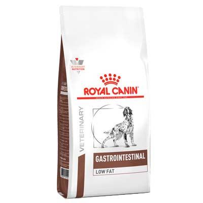 Ветеринарный корм для собак Роял Канин (Royal Canin) GastroIntestinal low fat LF22