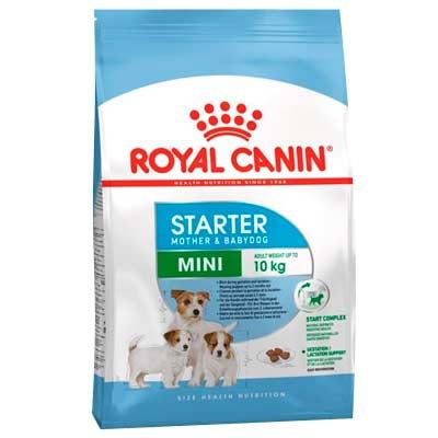 Сухой корм для щенков Royal Canin, Mini Starter