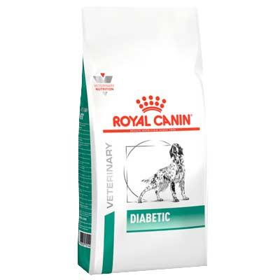 Ветеринарный корм для собак Роял Канин (Royal Canin) Diabetic
