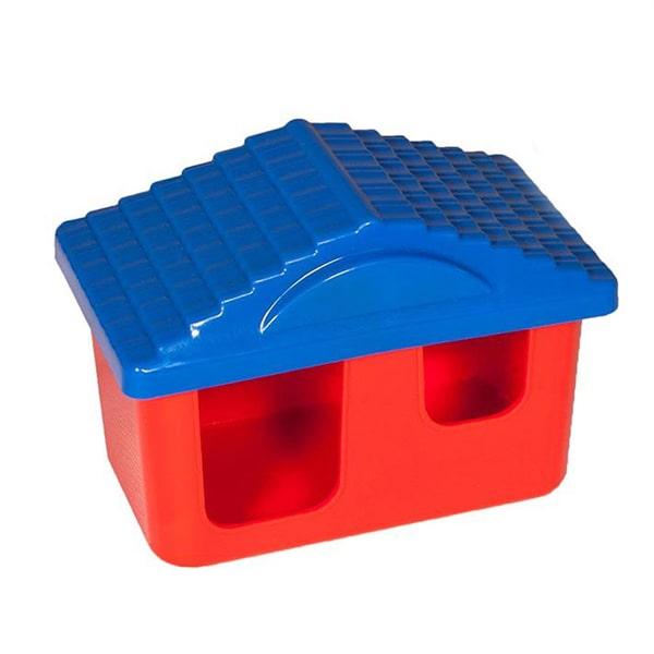 Домик для грызунов малый Zoo-M 11*8*7см