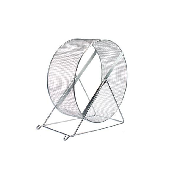 Колесо для грызунов Ferplast диаметр 90 металлическая сетка