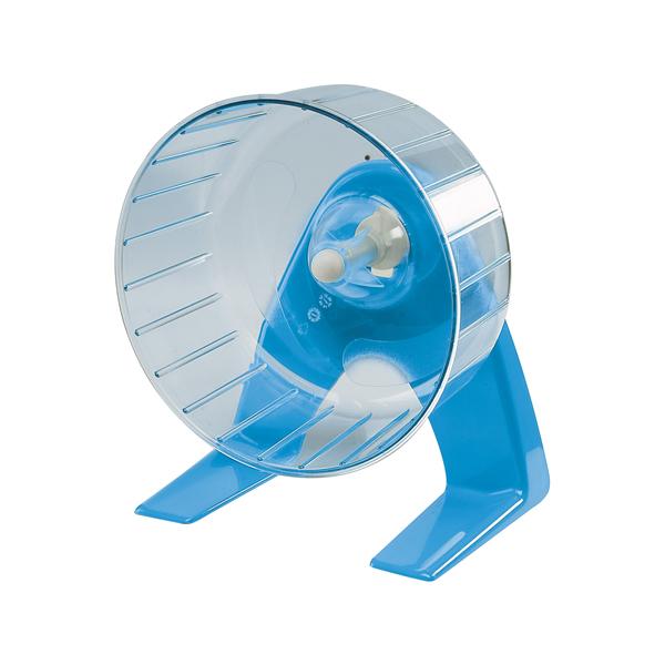 Колесо ЛИТОЕ для грызунов Ferplast диаметр 90 с подставкой