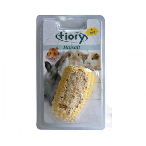 Био-камень для грызунов ФИОРИ в форме кукурузы 90г