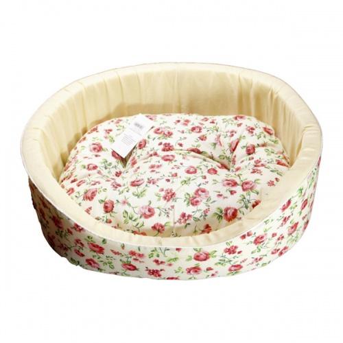 Лежак для кошек и собак Xody Премиум (хлопок) Нежность