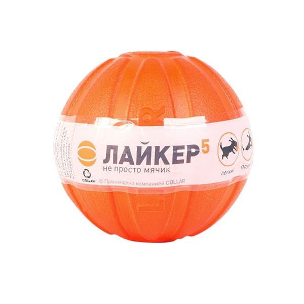 Игрушка для собак мячик Лайкер КОЛЛАР (Collar)