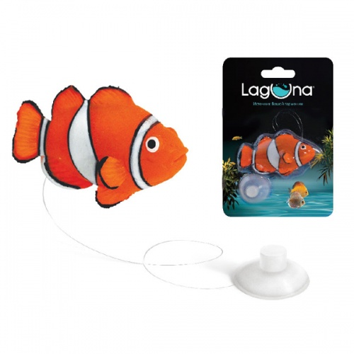 Рыбка декоративная Laguna 97*140*25мм, блистер